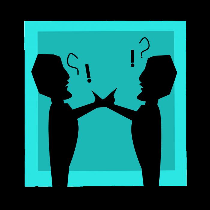 misverstand miscommunicatie