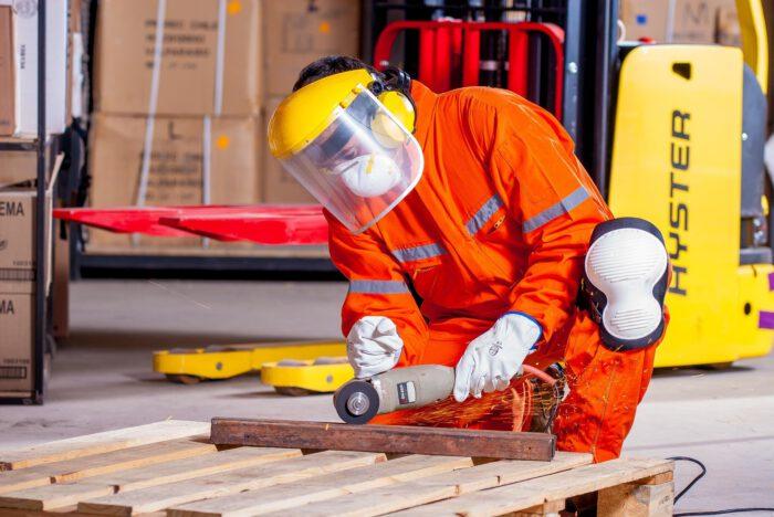 veiligheid werk bescherming